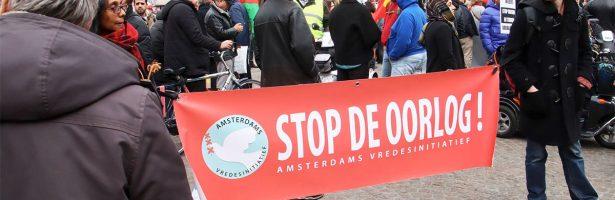 Open brief van het Amsterdams Vredesinitiatief